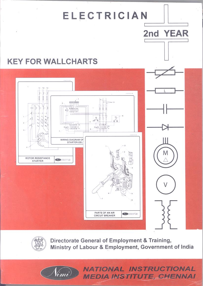 Nimi House Wiring Guide In Tamil Electrician Wall Chart 2 Year English